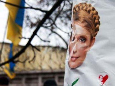 Пенітенціарна служба: Тимошенко приймає ліки на свій розсуд