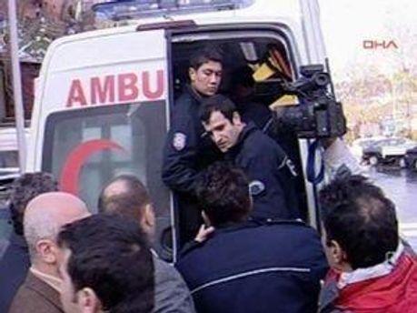 Спасательные работы после взрыва
