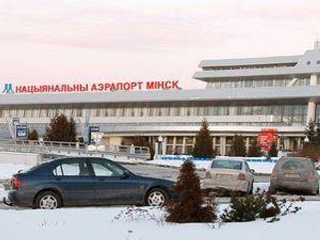 Аеропорт в Мінську