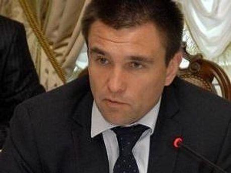 Заступник глави МЗС Павло Клімкін