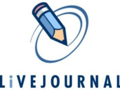 Логотип Livejournal