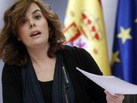 Сорая Саенс де Сантамарія