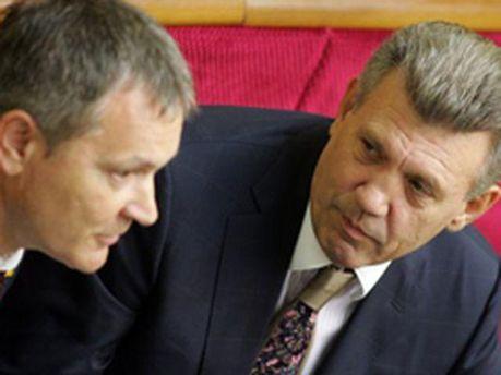 Сергей Кивалов и Вадим Колесниченко