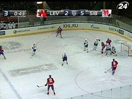 Хокей. КХЛ