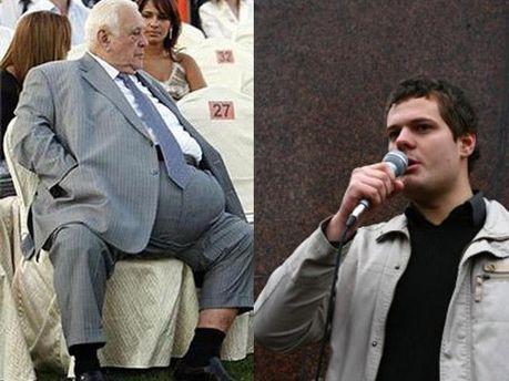 Ефим Звягильский и Андрей Ильенко