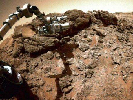 Марсохід Curiosity