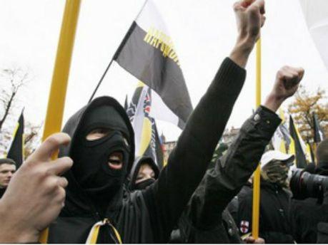 Учасники маршу