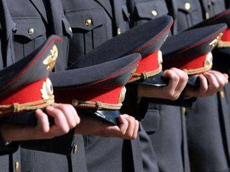 Міліціонери
