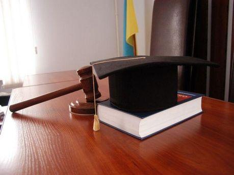 Украинский суд