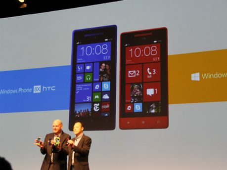 Windows Phone 8X і 8S