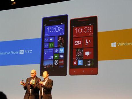 Windows Phone 8X и 8S