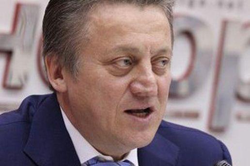 Игорь Лысов