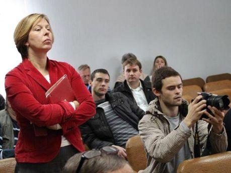 Ксения Ляпіна на ОИК №216
