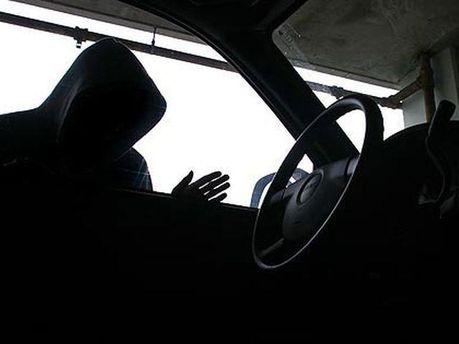 Похищение автомобиля
