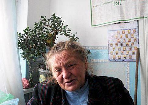 Матір Ярослава Мазурка