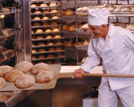 Випечення хліба