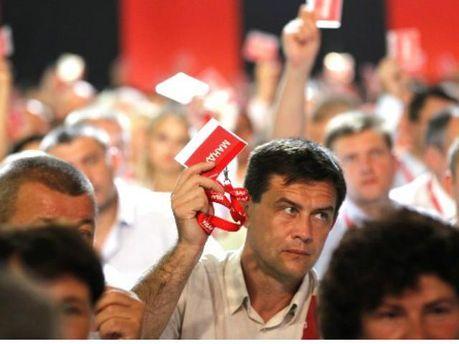 Список кандидатов от УДАРа, прошедших в Раду