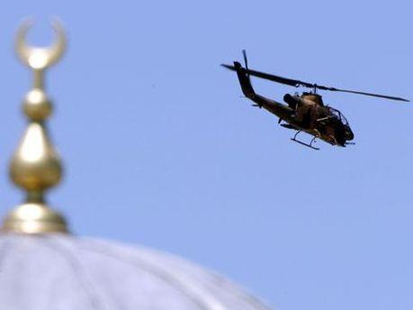 Військовий вертоліт