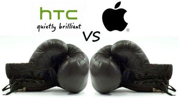 Войны HTC и Applе