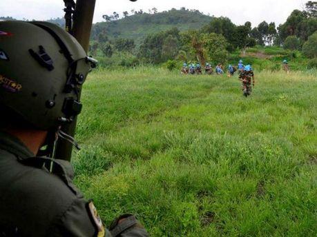 В Конго украинские миротворцы приняли участие в военных действиях (Фото)
