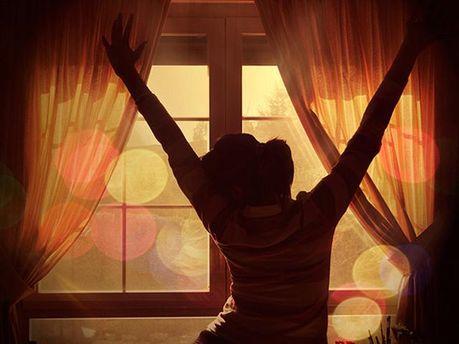 Люди зранку найщасливіші
