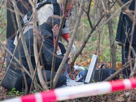 Найденное тело вблизи столичного парка