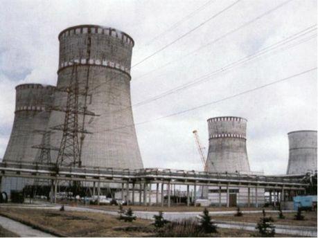 На Хмельницкой АЭС отключили первый блок
