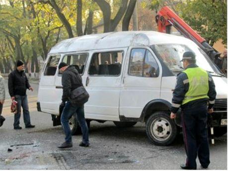 В Одессе мусоровоз столкнулся с маршруткой. Есть пострадавшие (Фото)