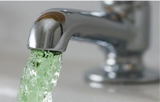 Зелена вода