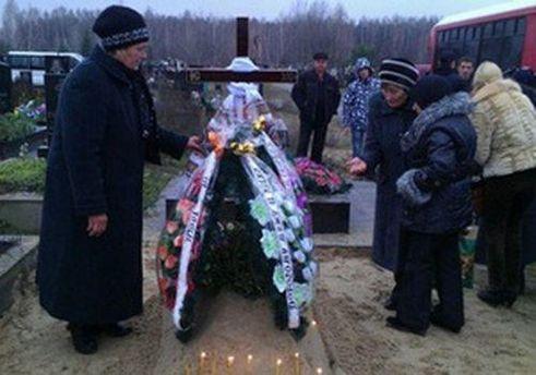 Могила Ярослава Мазурка