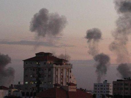 Події в секторі Газа