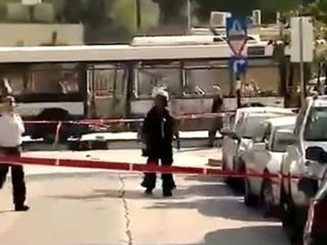 Вибух у Тель-Авіві
