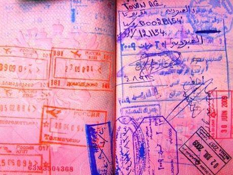 Паспорт без чистых страниц