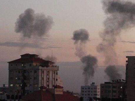 Події у секторі Газа