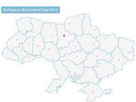 Страница проекта Выборы-2012