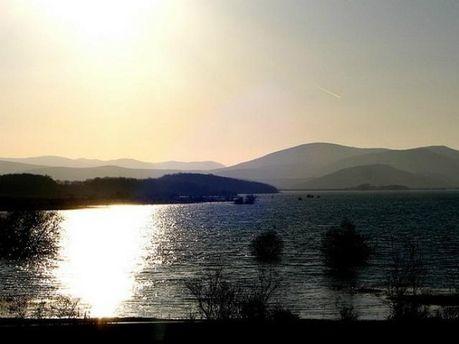Чорноріченське водосховище