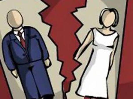 Найчастіше розлучення на 11 році шлюбу