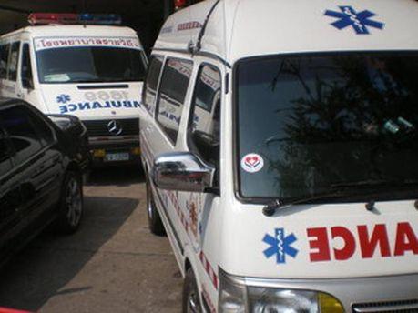 8 українців ще в лікарні