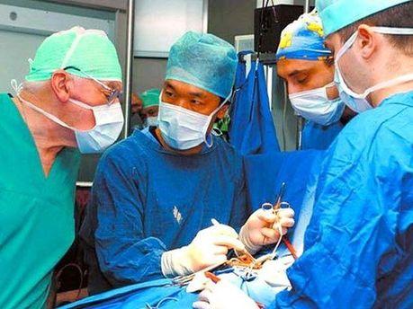 Операція на серці