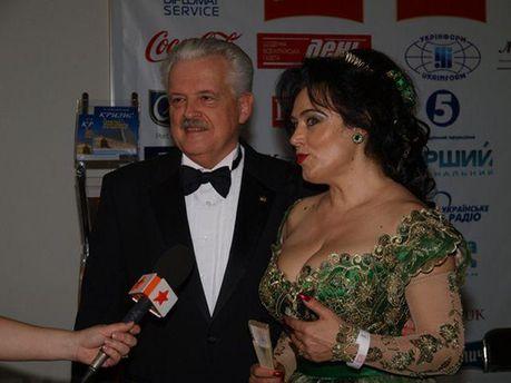Тетяна та Юрій Логуші