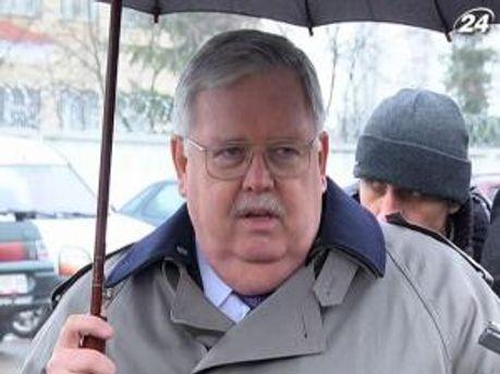 Чрезвычайный и Полномочный Посол США в Украине Джон Теффт