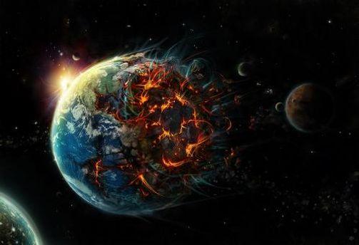 Конец света. Иллюстрация