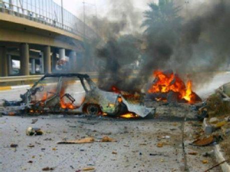 Взрывы в Багдаде