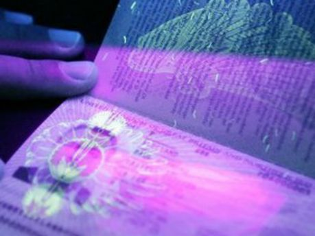 Біометричний паспорт