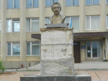 Бюст Івану Франку