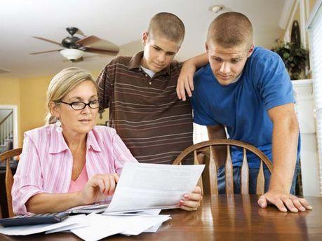 9,2% родин ведуть облік грошей