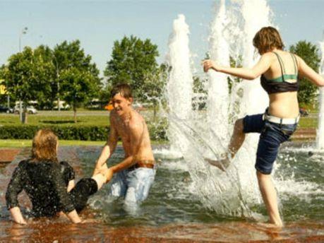 В Україні буде спекотна погода