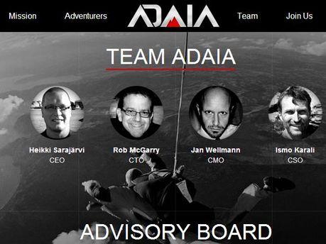Команда Adaia