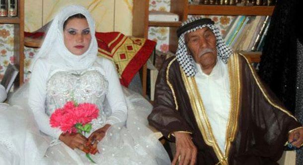 Весілля 92-річного іранця та його 22-річної нареченої
