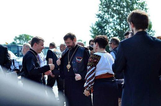 Святослав Шевчук в Польше